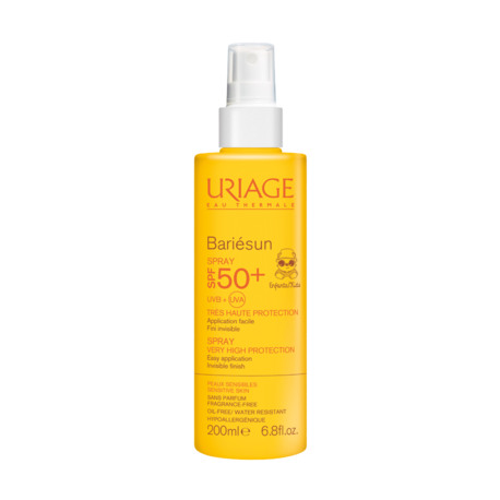 Uriage Bariésun Spray protecteur enfants SPF 50+ 200ml