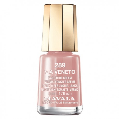 Mavala mini vernis 289 via veneto 5ml