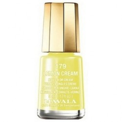 Mavala mini vernis à ongles 179 lemon cream 5ml