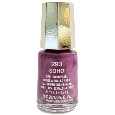 Mavala mini vernis 293 soho 5ml