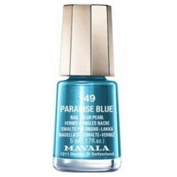 Mavala mini vernis à ongles 149 paradise blue 5ml