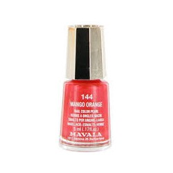 Mavala mini vernis 144 mango orange 5ml