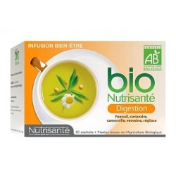 Nutrisante Infusion Bio Digestion 20 sachets