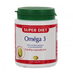 Super Diet oméga 3 les super nutriments