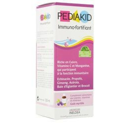 Pédiakid immuno fortifiant sirop 125ml