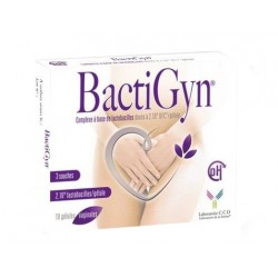 Bactigyn vaginal 10 capsules