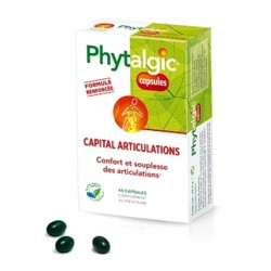Phythea Phytalgic Confort Articulation 45 capsules