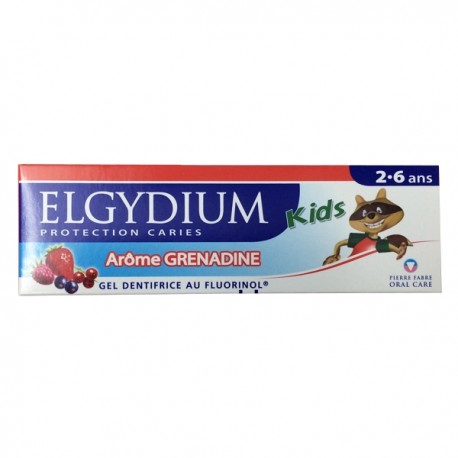 Elgydium Kids Protection Caries 50ml