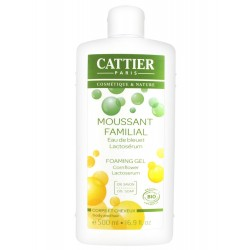 Cattier Moussant Familial 500 ml