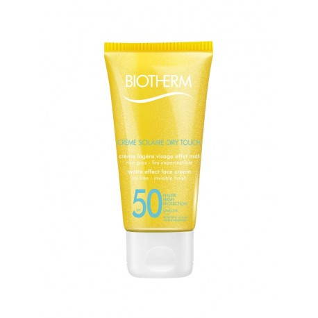 Biotherm Crème Solaire Dry Touch SPF 50 50 ml