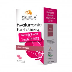 Biocyte hyaluronic forte 200mg 90 comprimés