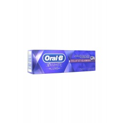 Oral-B Dentifrice 3D White Luxe Éclat et Glamour 75 ml