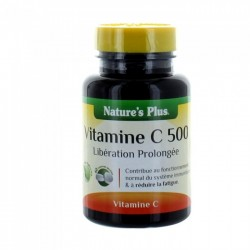 Nature's Plus Vitamine C 500 60 comprimés