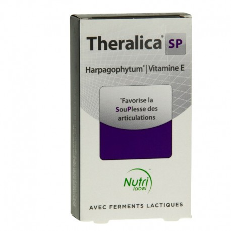 Theralica SP Souplesse Articulaire 45 gélules