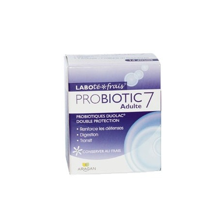 Aragan probiotic 7 adulte 14 sachets