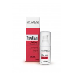 Dermaceutic Yellow Cream Concentré Depigmentant 15ml