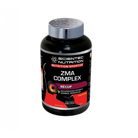 Scientec Nutrition ZMA Ultra Force 120 gélules