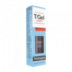 Neutrogena t gel fort shampoing antipelliculaire 125ml