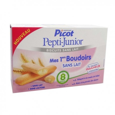 Picot Pepti Junior Biscuits Sans Lait X 24