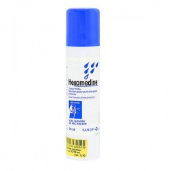 Hexomedine Spray