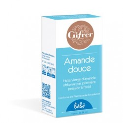 Gifrer Huile d'Amande Douce 56ml