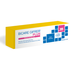 Gifrer dentifrice bicare plus 75ml