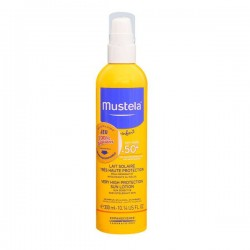 Mustela lait solaire SPF50+ 300ml