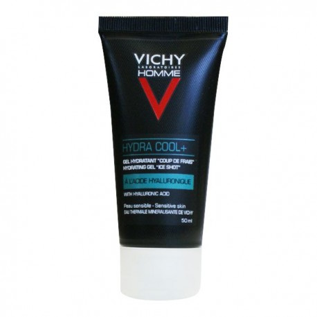 Vichy homme hydra cool+ gel hydratant 50ml