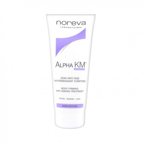 Noreva Led alpha km biocéramides soin anti-âge corporel 200ml