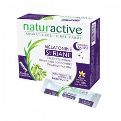 Naturactive sérien mélatonine 20 sticks