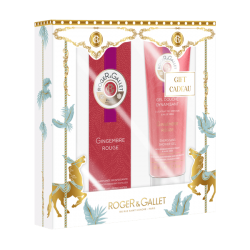Roger & Gallet coffret gingembre rouge 30ml