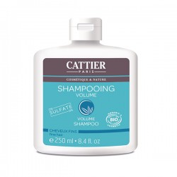 Cattier Shampoing Cheveux Fins Volume 250ml