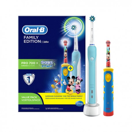 Oral-B pack familly edition pro 700
