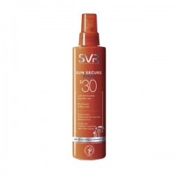 SVR sun secure spray lait en brume toucher sec spf30 200ml