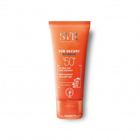 SVR sun secure gel extreme 50ml