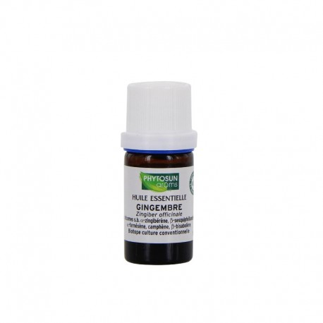 Phytosun arôms huile essentielle gingembre 5ml