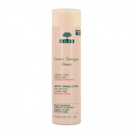 Nuxe lotion tonique douce 200ml