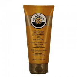 Roger & Gallet Bois d'Orange Crème Sublime Or 200ML