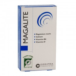 Magalite gestion du stress 40 capsules