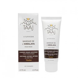 TAAJ Masque de L'himalaya 75ml