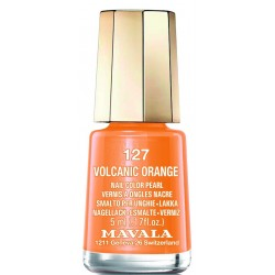 Mavala mini vernis 127 volcanic orange 5ml
