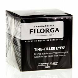 Filorga time filler eyes crème absolue correction regard 15ml