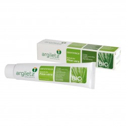 Argiletz dentifrice bio nature aloe vera 75ml