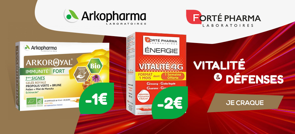Promotions arkopharma